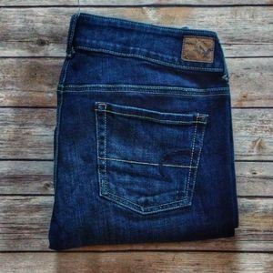 American Eagle | 'artist stretch' flare jeans